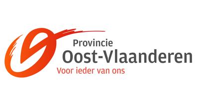 Logo van provincie Oost Vlaanderen