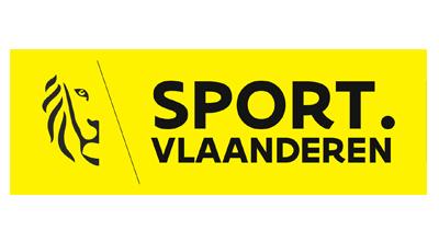 Logo van sportvlaanderen